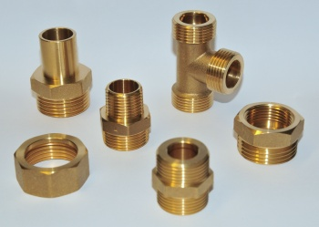 KWS-Industrietechnik Solar Messingfittings